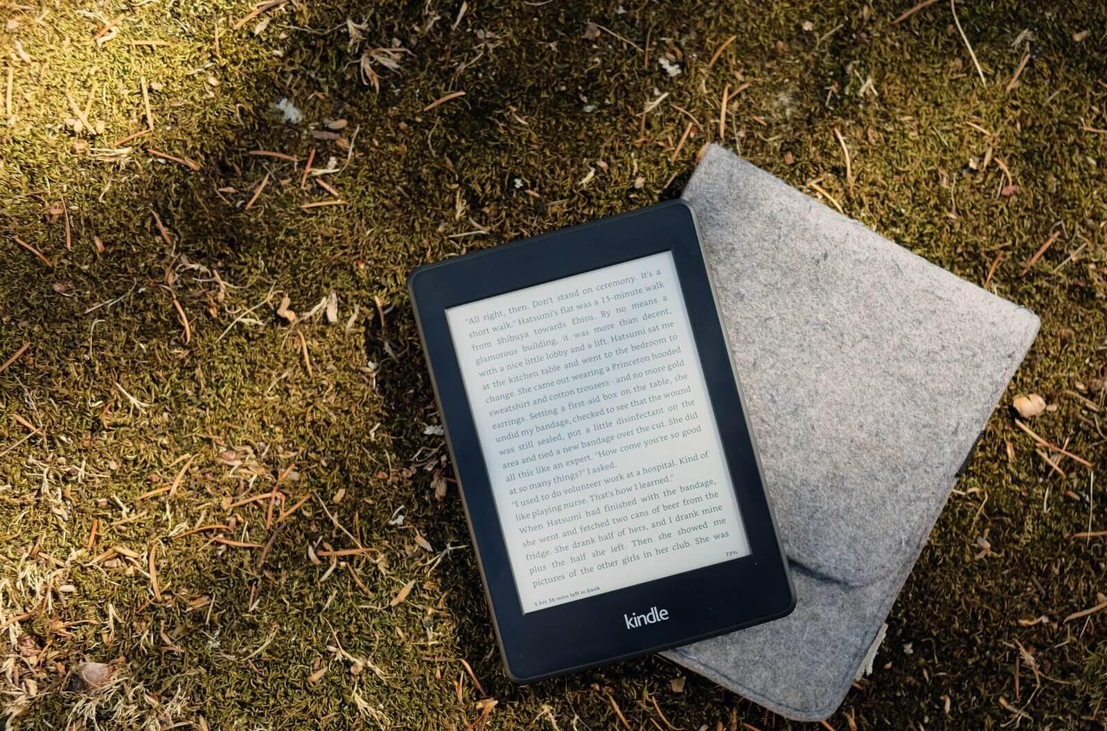 Kindle Paperwhite レビュー 読書