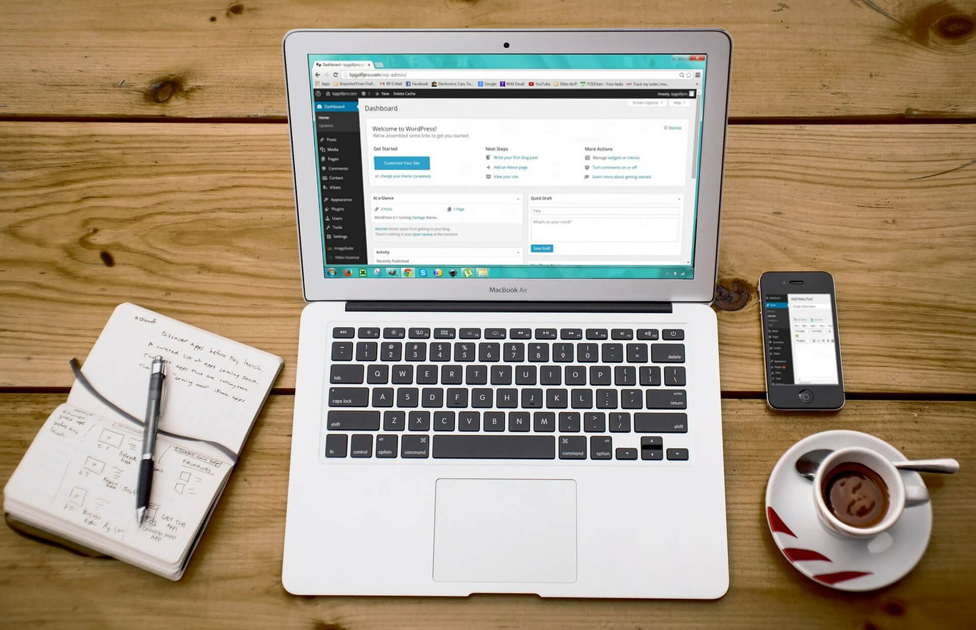 WordPress blog デザイン 選び方